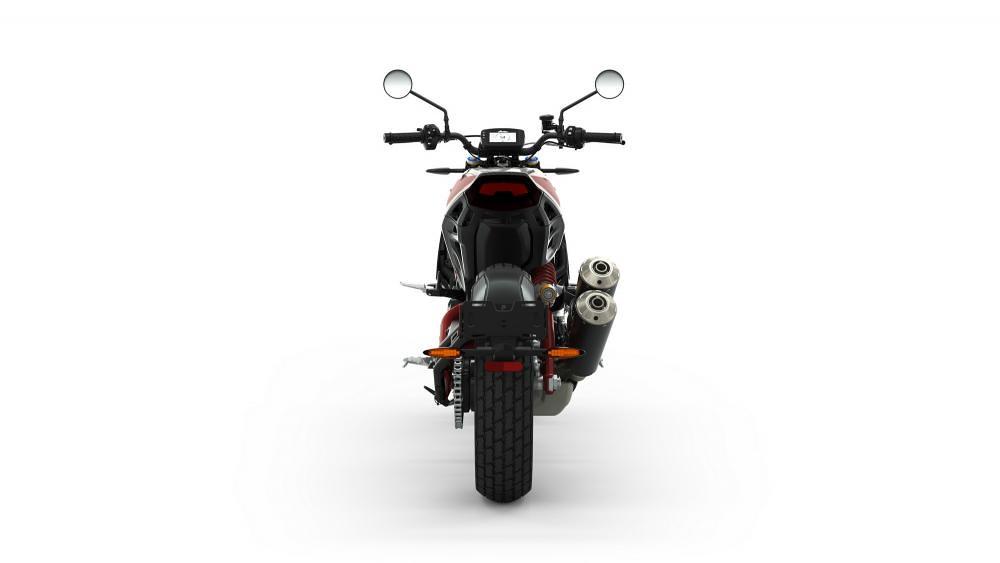 Indian FTR 1200 CarbonRV