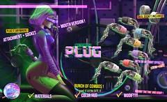 SEKA's Plug @Cyber/Punk Fair