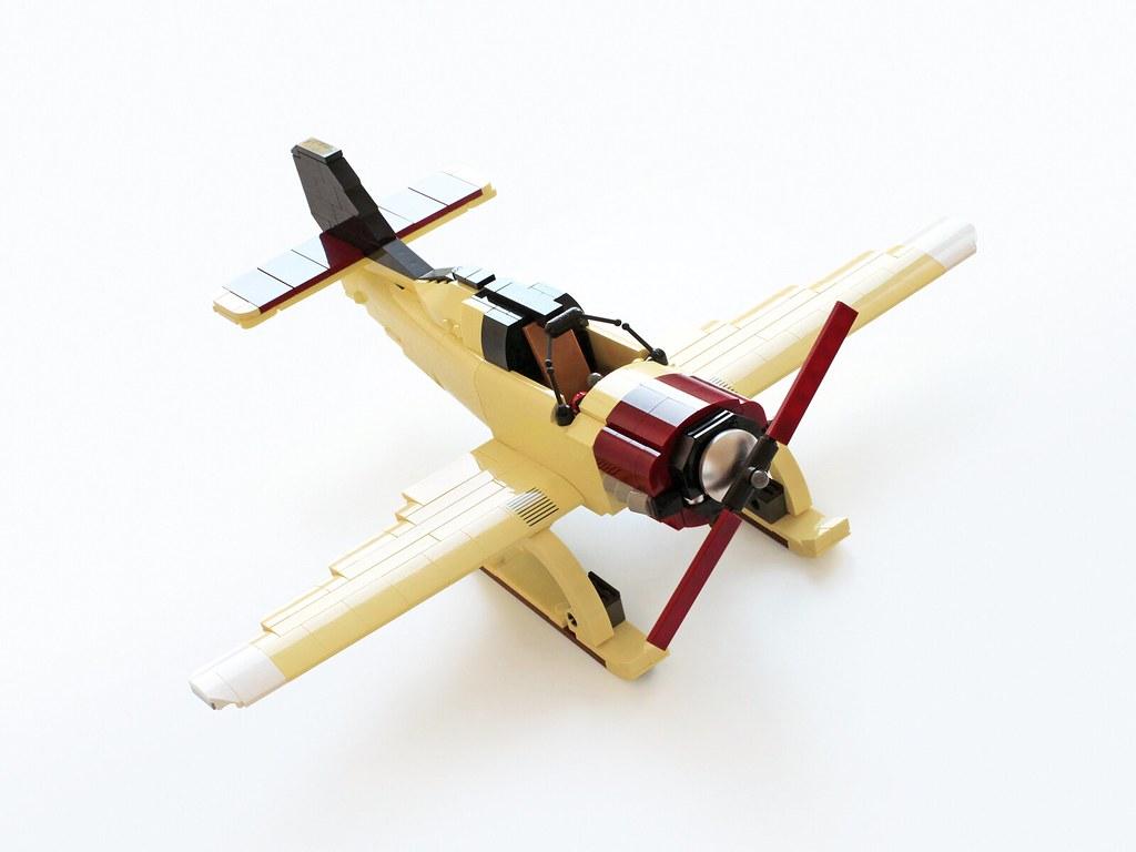 Polar Airplane