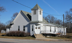Christian Church - Gentry, MO
