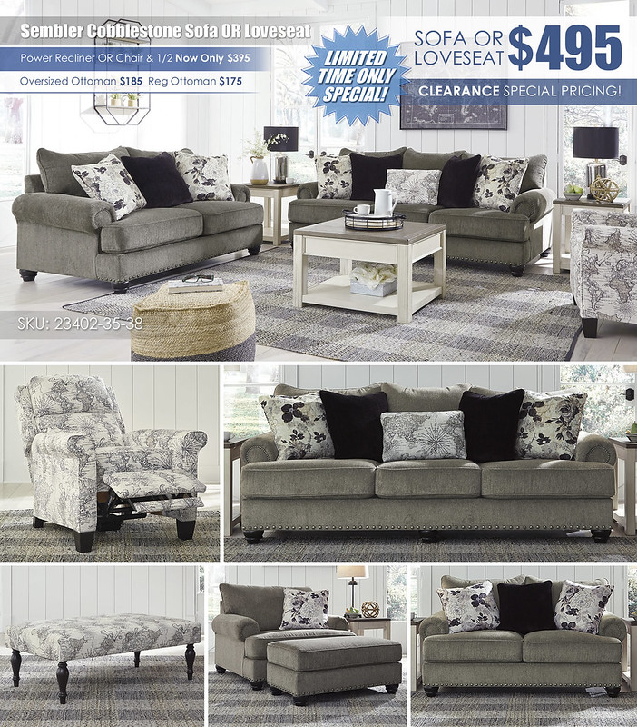 Sembler Cobblestone Sofa OR Loveseat Layout Special_23402-38-35-03-T751_new