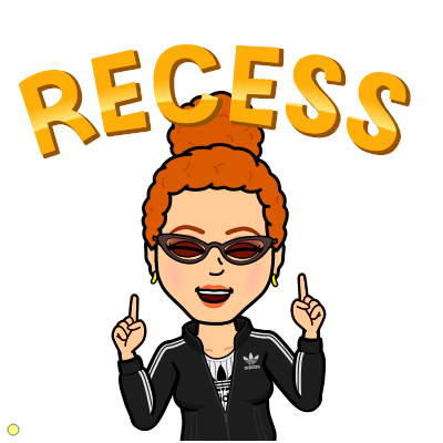 Bitmoji Recess