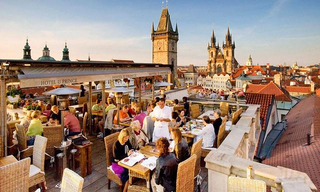 13 best viewing platforms in Prague