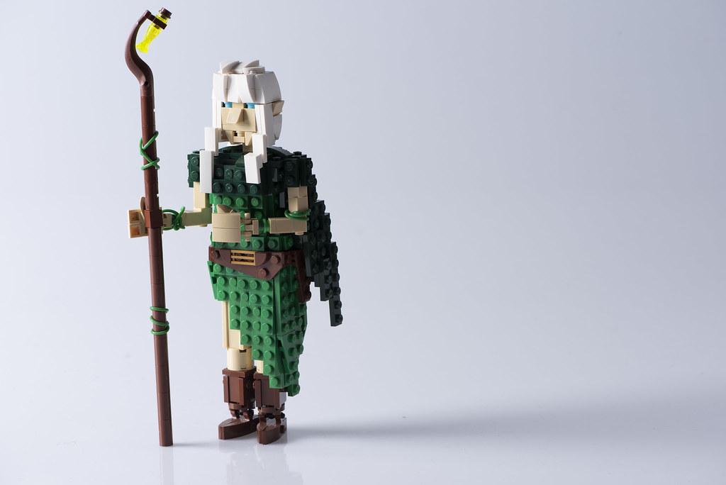 Elven Druid