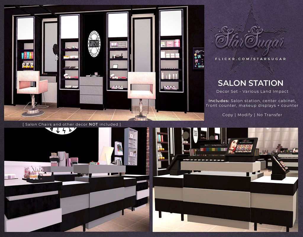 Salon Station