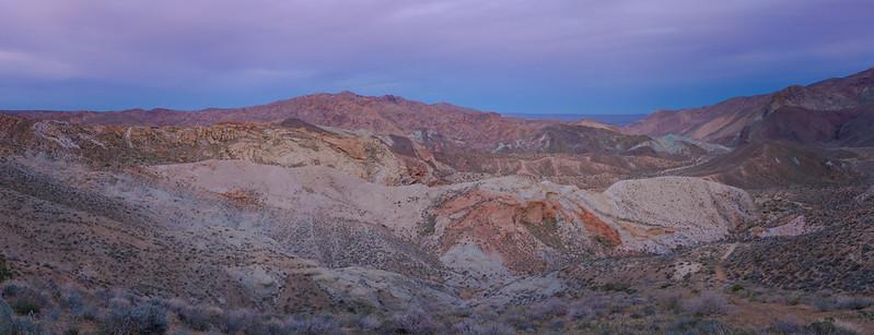 Jawbone Canyon OHV Area