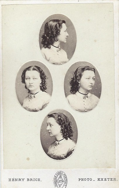 CDV by Henry Brice, Exeter