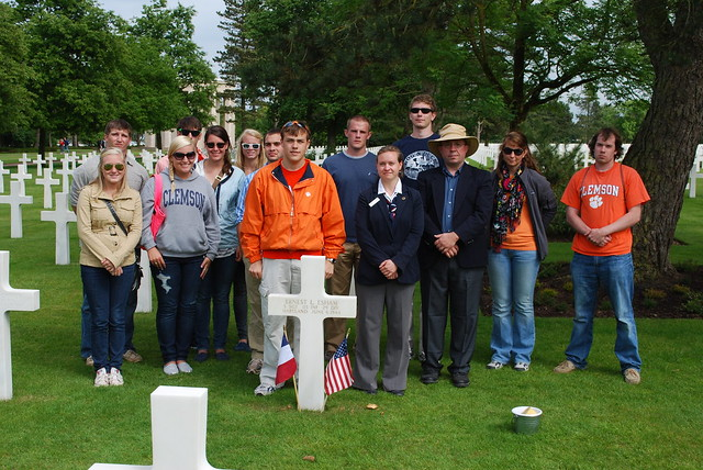Normandy and Paris Trip Photos