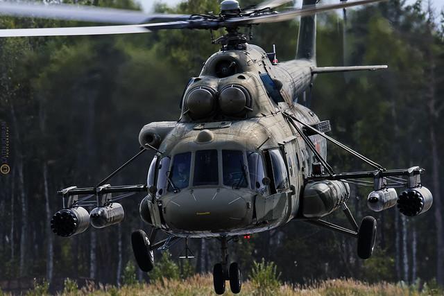 Ми-8АМТШ / Mi-8AMTSh