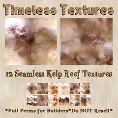 TT 12 Seamless Kelp Reef Timeless Textures