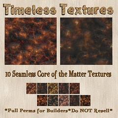 TT 10 Seamless Core of the Matter Timeless Textures
