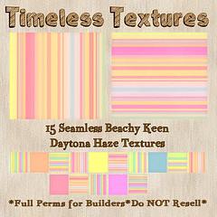 TT 15 Seamless Beachy Keen Daytona Haze Timeless Textures