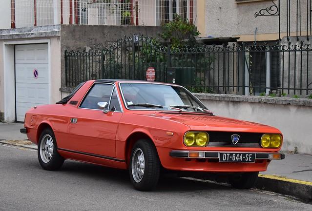 1978 Lancia Beta 2000 Spider 119ch