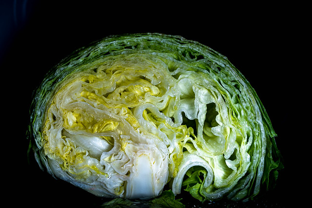Esst mehr Gemüse (Eat more veggetable)