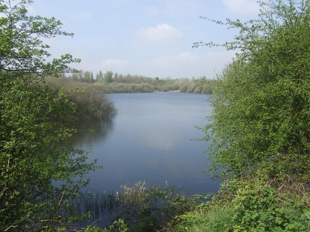 B Sneyd Reservoir
