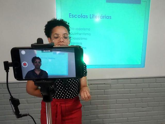 Ensino a Distância - CED 11 Ceilândia