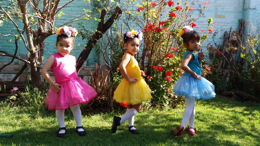 1° de Preescolar, Bailando con Vivaldi