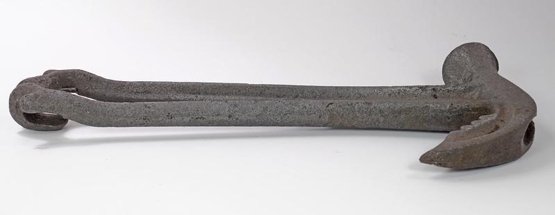 RD29543 Rare 1894 Hammer Wrench Tool JB Hebblethwaite Nail Puller NOV 20 94 DSC03773