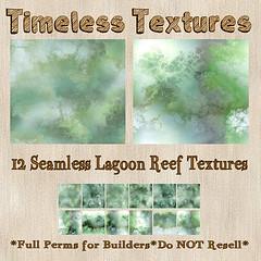 TT 12 Seamless Lagoon Reef Timeless Textures