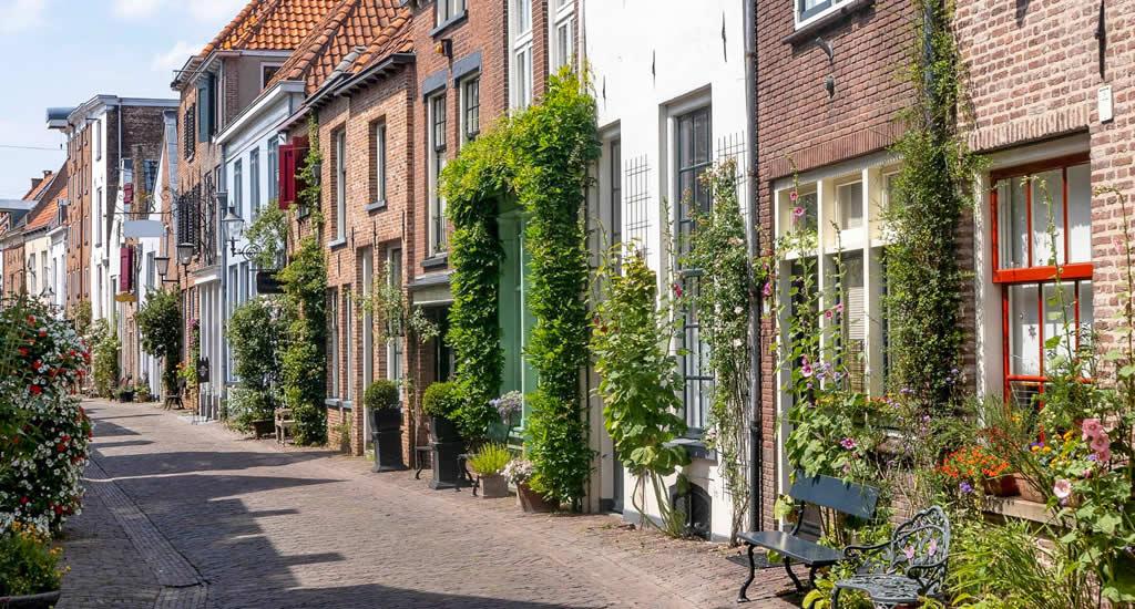 Bezienswaardigheden Deventer: Bergkwartier | Mooistestedentrips.nl