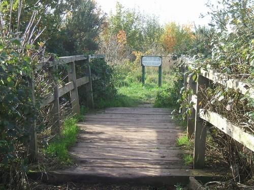 Wyrley Branch Footbridge