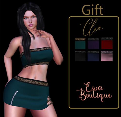 cleo gift