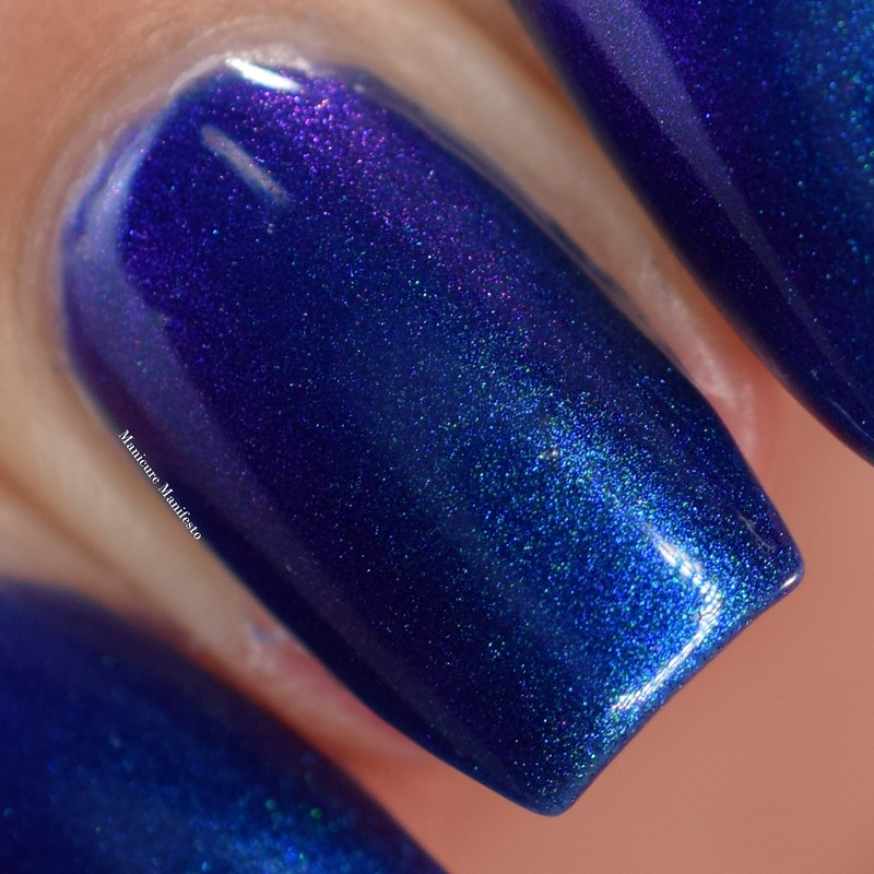 Great Lakes Lacquer Toronto #4 swatch