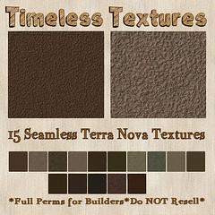 TT 15 Seamless Terra Nova Timeless Textures
