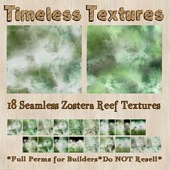 TT 18 Seamless Zostera Reef Timeless Textures