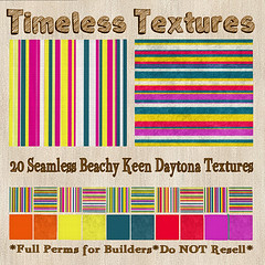 TT 20 Seamless Beachy Keen Daytona Timeless Textures