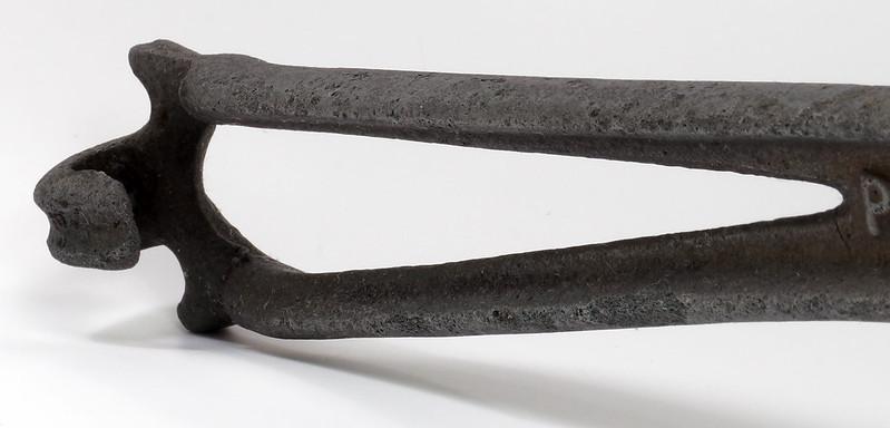 RD29543 Rare 1894 Hammer Wrench Tool JB Hebblethwaite Nail Puller NOV 20 94 DSC03780
