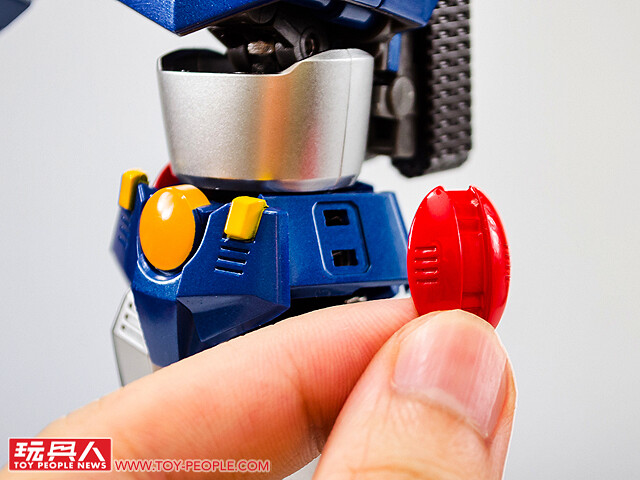 造型重新詮釋的超可動規格!超合金魂 GX-90《超電磁機器人孔巴特拉V》孔巴特拉V F.A. (超電磁ロボ コン・バトラーV F.A.)開箱報告