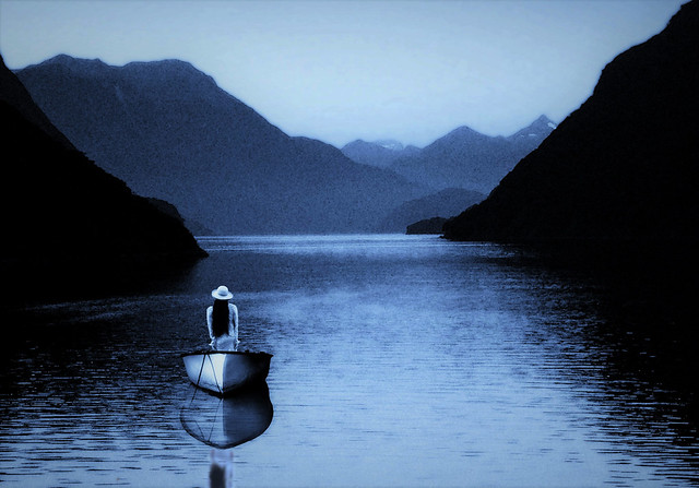 Ever Feel Like You're In A  Boat Without A Paddle?