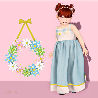 Baby Ghee - Daisies Gacha - BAG 3 RARE Babby - BAG 6 Babby - BAG 13 by Sophia Paez Serendipity (kandygift)