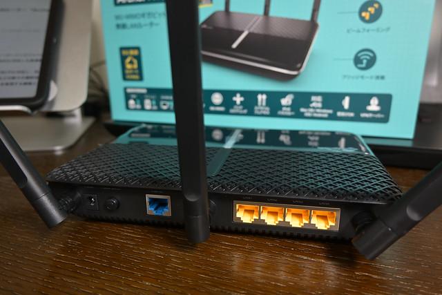 TP-Link Wi-Fi 無線LAN ルーター 11ac AC2600 1733 + 800 Mbps MU-MIMO IPv6 デュアルバンド ギガビット Archer A10
