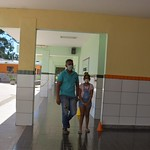 Marinha do Brasil entrega cestas básicas às famílias de crianças atendidas pelo Programa Forças no Esporte