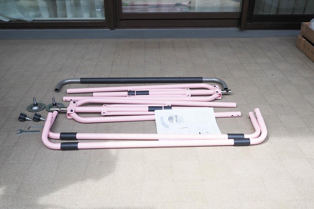 家庭用鉄棒-4