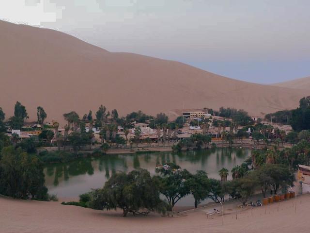 Oasis de Huacachina (¿Qué ver en Perú?)