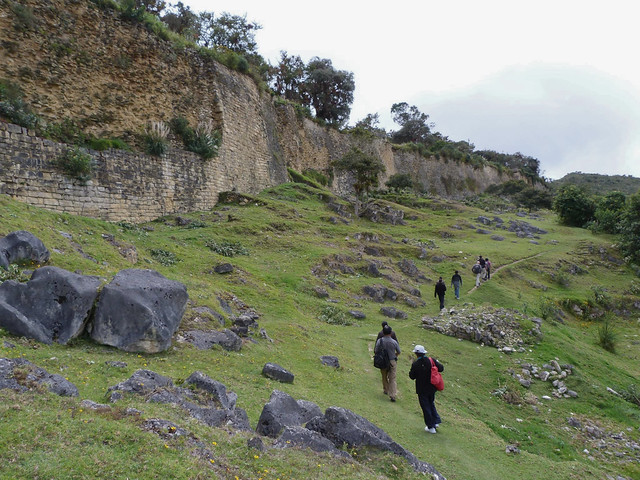 Kuélap (Chachapoyas, Perú)