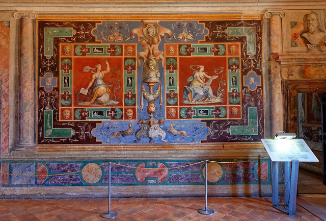 Villa d'Este - Tivoli / Painting 4/6