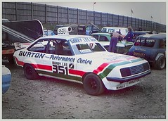 Barry Lee 351 Droop  Escort MkII