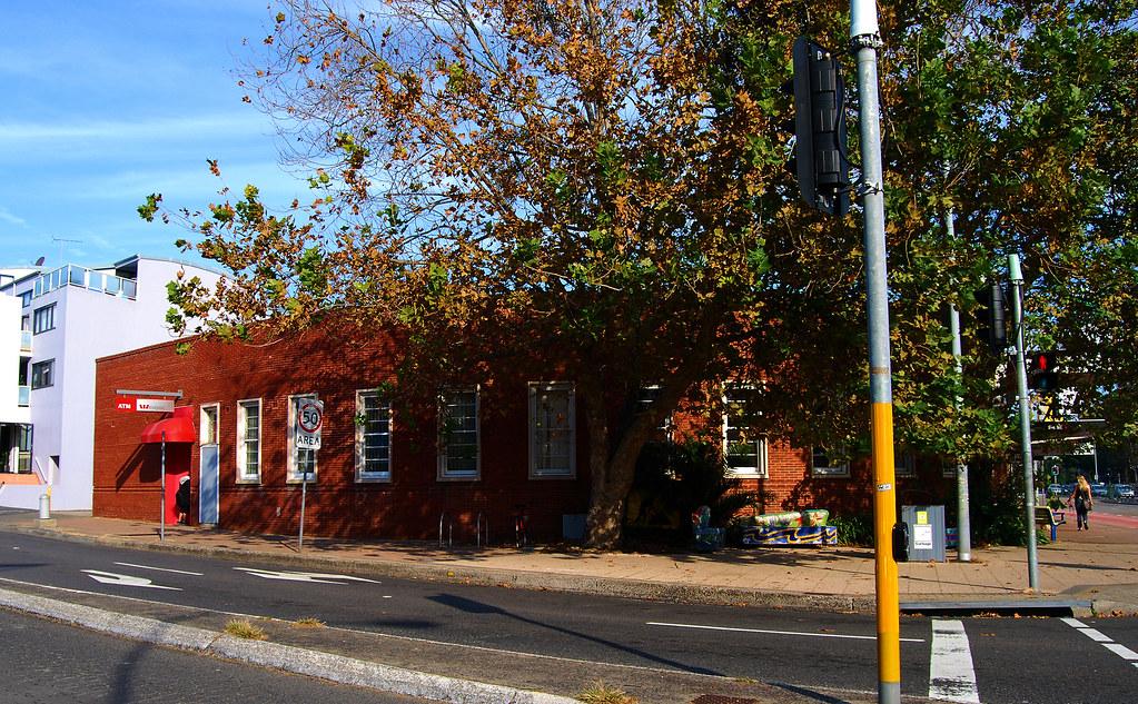 Ex Westpac Bank, Narrabeen, Sydney, NSW.