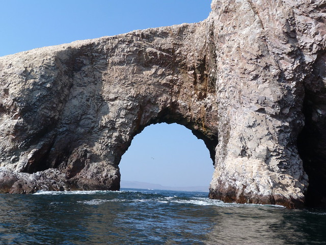 Islas Ballestas (Perú)