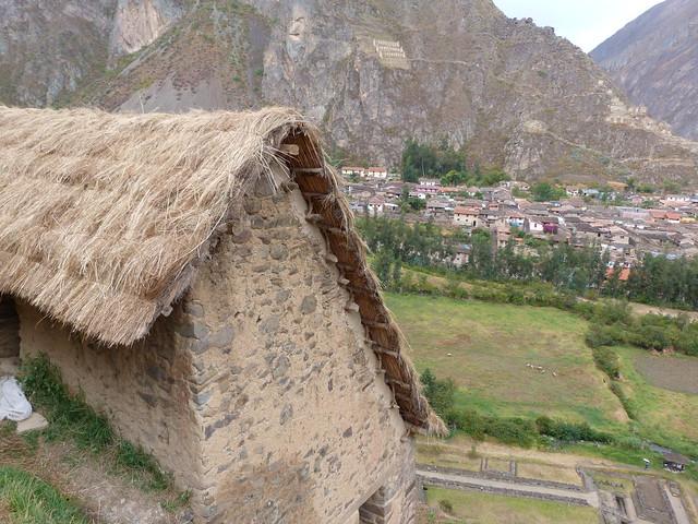 Ollantaytambo (Perú)