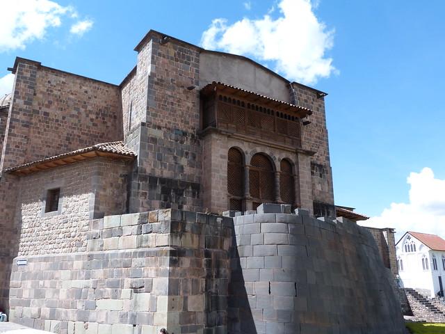 Convento de Santo Domingo (Qorikancha) en Cuzco (Perú)