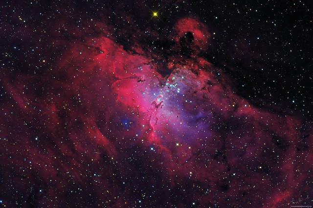 First Light Image using the William Optics 12