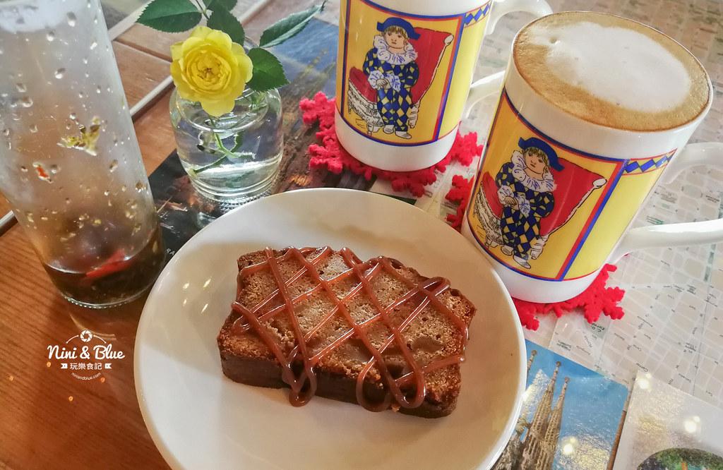 潭子咖啡 上林旅行咖啡館 菜單18
