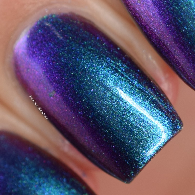 Great Lakes Lacquer The Tune Without Words V2 swatch