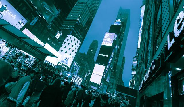 Times Square - Manhattan, New York City, New York, USA