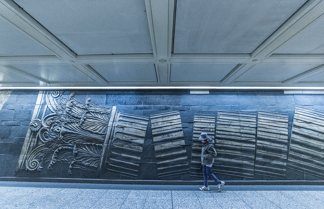 Penn Station - Manhattan, New York City, New York, USA
